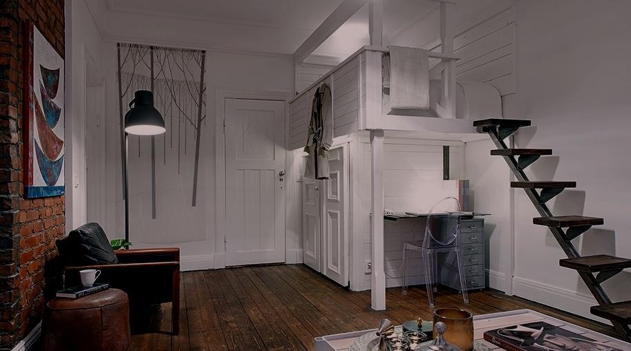 Remodelações de interiores