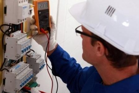 Eletricidade e ITED.