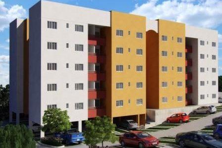 Pintura de fachada de edifício residencial.