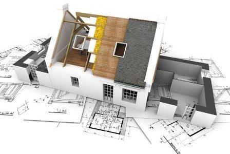 Projetos de arquitetura.