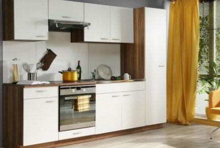 Remodelação de cozinha pequena.
