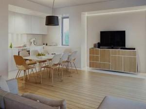 Remodelação de apartamento.
