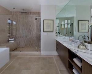 Armário móveis de casa de banho