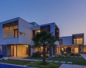 Casa de luxo
