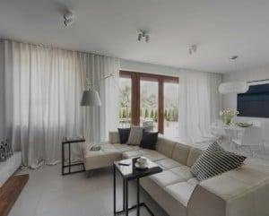 Decoração de casa sala de estar