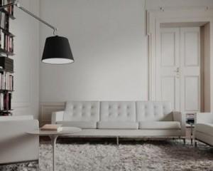 Decoração de casas interior de apartamento