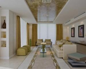 Decoração de casas interiores