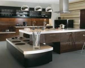 Decoração de cozinhas modernas