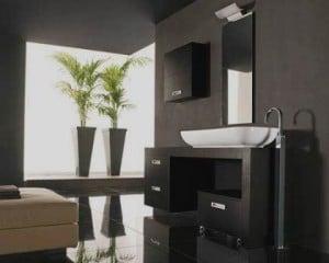 Móveis de casa de banho moderna