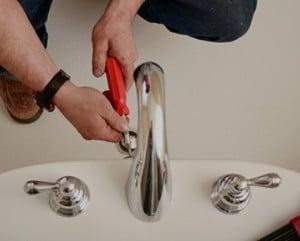 Canalização casa de banho