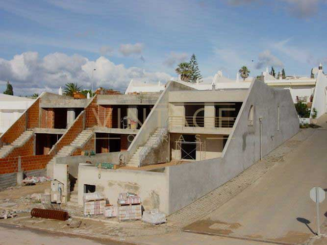 Construção de vivendas: Rebocos