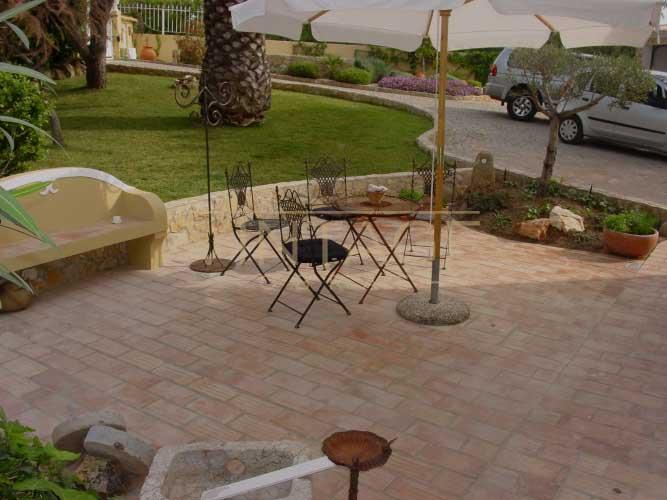 Remodelação de pátio: Pavimento exterior