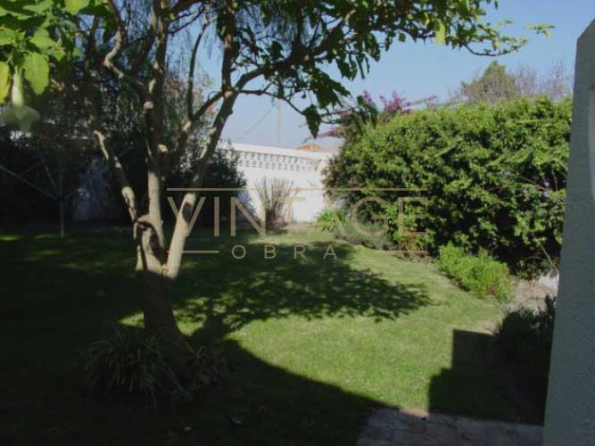 Jardim remodelação exterior