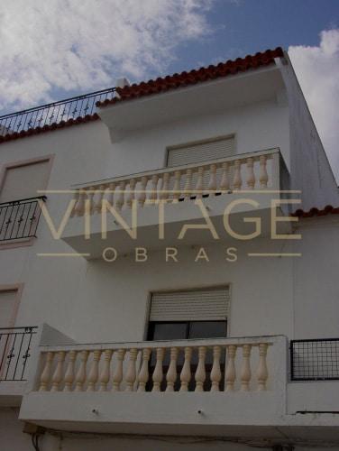 Pintura de fachada em lagos vintage obras - Pintura para fachada ...