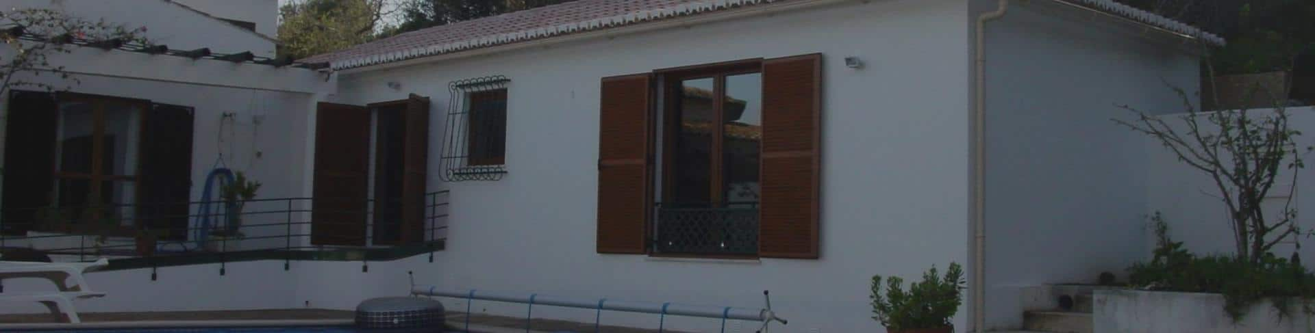 Pintura de fachada de moradia vintage obras - Pintura para fachada ...