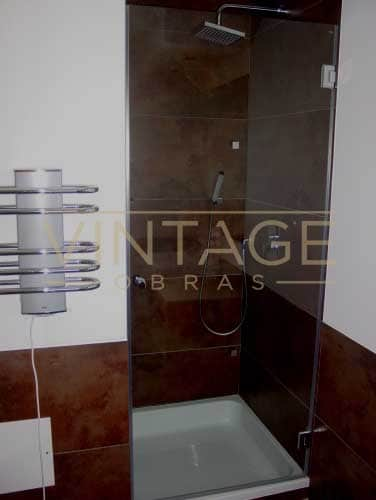 Remodelações de casas de banho: Base de duche