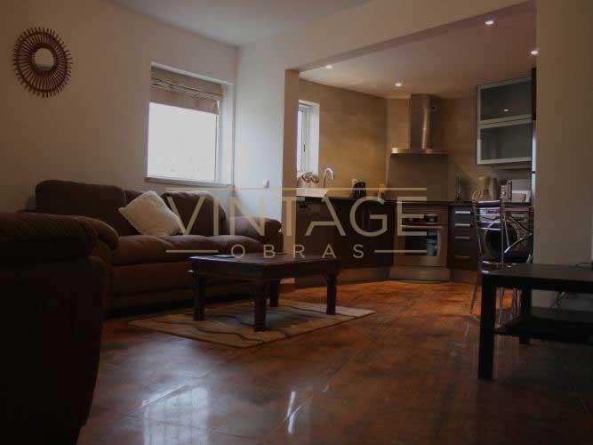 Remodelação de apartament: Sala