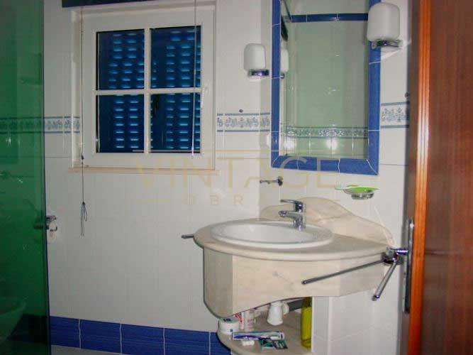 Remodelação de casa de banho: Lavatório.