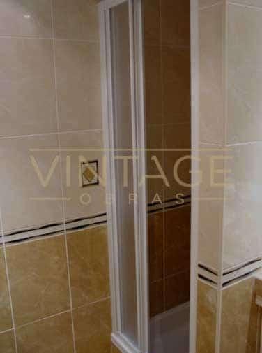 Remodelações de casas de banho: Substituição de base de duche
