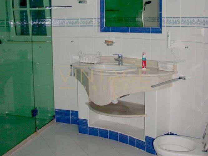 Remodelação de casa de banho: Lavatório