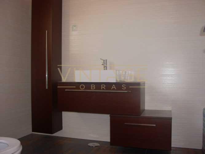 Construção de moradia: casa de banho