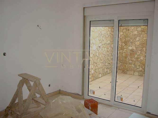 Remodelação geral de interiores