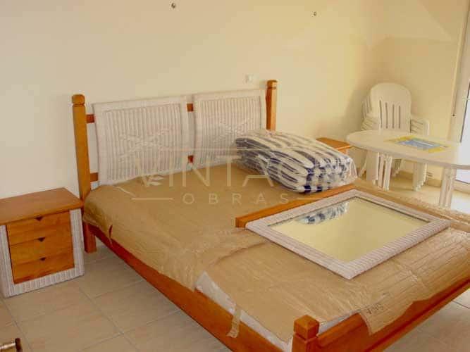 Remodelação geral de interiores quarto