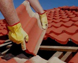 Recuperação de coberturas troca de telhas