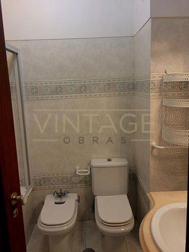 Casa de banho a remodelar