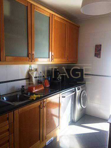 Cozinha a remodelar